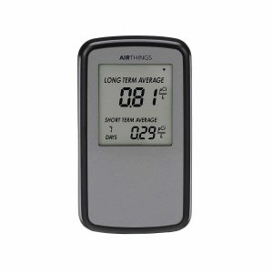 Airthings Corentium Easy-to-Use Home Radon Detector