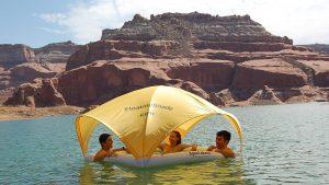 AquaCabana, World's Only Floating Cabana
