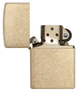Brass Pocket Lighters from Zippo