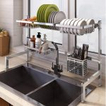 Best Dish Drying Racks Over Sink Display Stand In 2019 Reviews
