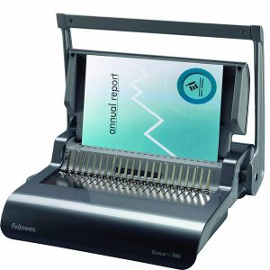 Fellowes Quasar+ Comb Binding Machine (5227201)
