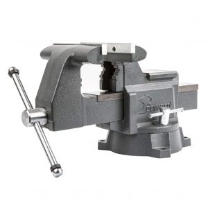 """Forward CR60A Bench Vise with Anvil (6 1/2"""")"""