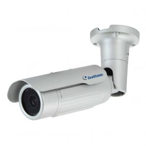 Geovision GV-BL2500 2MP IP Security Camera (White)