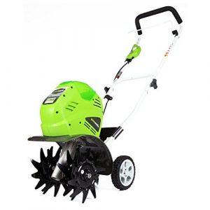 Greenworks 10-Inch 40V Cordless Cultivator