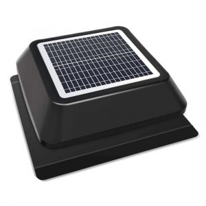 HQST Solar Powered Attic Fan