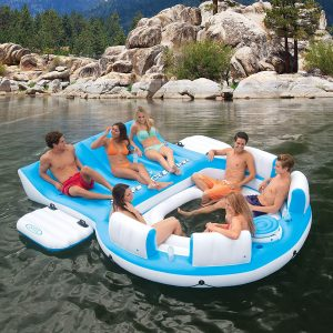 Intex Relaxation Island Raft