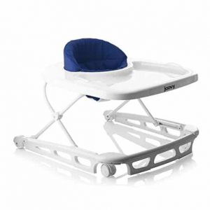 Joovy Spoon Baby Walker, Blueberry