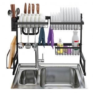 LANGRIA Dish Drying Rack