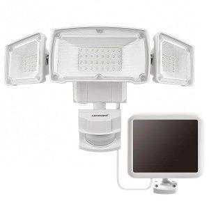 LEPOWER Outdoor LED Motion Sensor Solar Lights