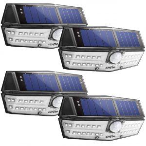 LITOM Premium Outdoor Solar Lights