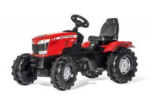Massey Ferguson Farm Tractor 8650