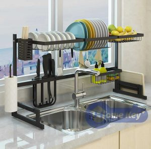 "Over Sink(33.7"") Dish Drying Rack"