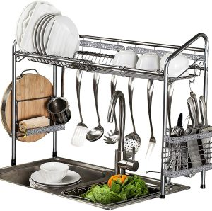 PremiumRacks Professional Over The Sink Dish Rack