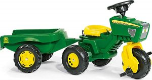 Rolly John Deere 3 Wheel Tractor