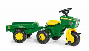 Rolly Toys John Deere 3 Wheel TRAC