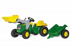 Rolly Toys John Deere Pedal Tractor