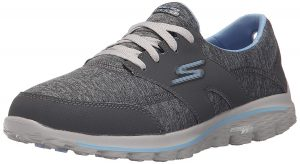 Skechers Women's Walk 2 Backswing Golf-Shoes