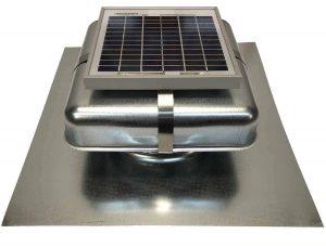 Solar Blaster Solar Attic Fan