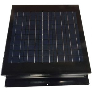 Solar-Powered Attic Fan by Remington Solar