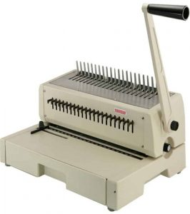 Tamerica 210PB Comb Binding Machine