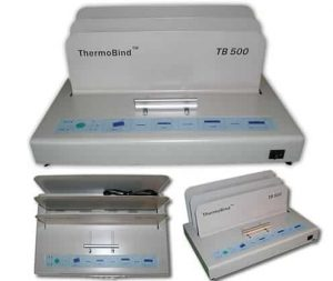Thermobind TB500 Medium-Duty Thermal Binding Machine