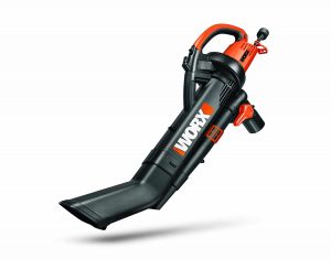 WORX WG509 TRIVAC 3-in-1 12 Amp Electric Blower