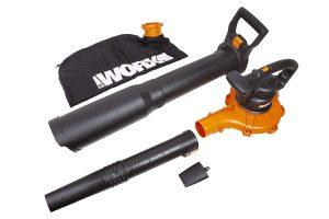 WORX WG518 2-Speed 12 Amp Leaf Blower