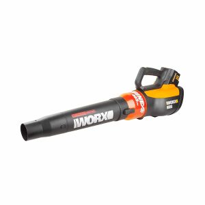 WORX WG591 Turbine Battery-Powered 56V Leaf Blower with Turbo Boost