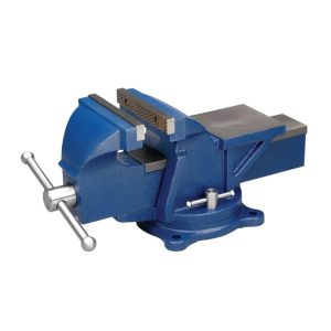Wilton 11106 Bench Vise, 6-Inch, Jaw Opening and Width
