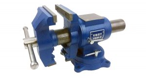 """Yost Tools 5"""" Rotating Bench Vise 750E (1 Pack)"""