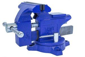 "Yost Tools LV-4 Bench Vise 4-1/2"""