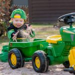 Top 10 Best Pedal Tractors In 2019 | Kid Riding Tractors