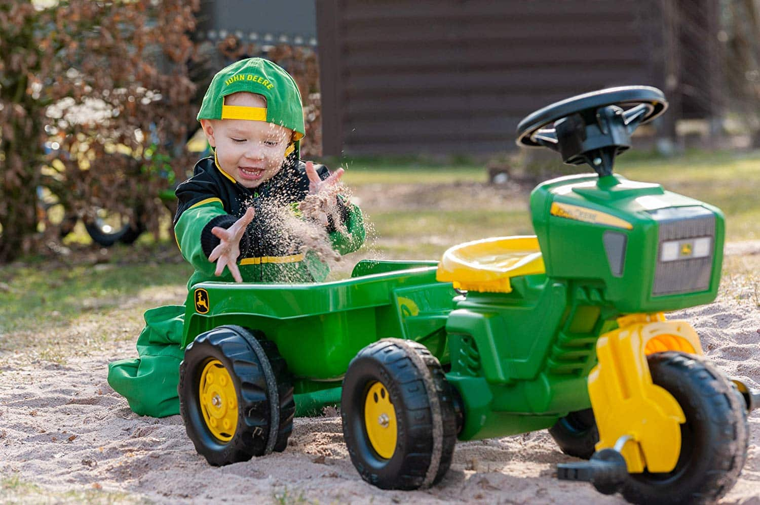 Top 10 Best Pedal Tractors in 2020 Reviews | Kid Riding Tractors