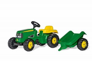rolly toys 70540 Franz Cutter John Deere Pedal Tractor