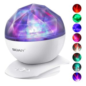 Aurora Night Light Projector Lights