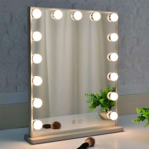 BEAUTME Makeup Mirror with Lights