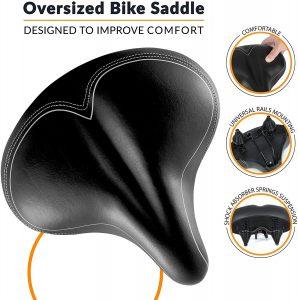 Bikeroo Comfort Bike Seat