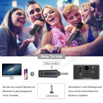 Best Bluetooth microphones in 2019 Reviews | Bluetooth Karaoke Microphone