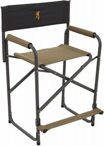 Browning Camping make up chair