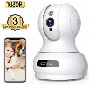 CONICO 1080P HD IP home Webcam