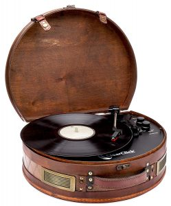 ClearClick Turntable with Bluetooth