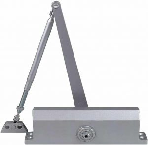 Dynasty Hardware 3000-ALUM automatic door closer