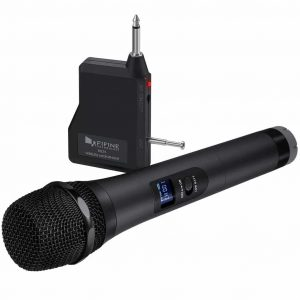 Fifine Handheld Wireless Microphone