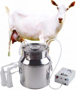 Futt Goat Milking Machine
