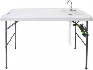 Goplus Fish Cleaning Table