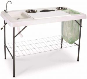 Guide Gear Fish Processing Table