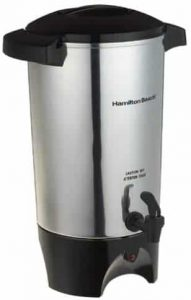Hamilton Beach Coffee Urn & Hot Beverage Dispenser