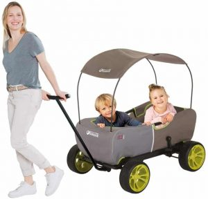 Hauck Eco collapsible wagon