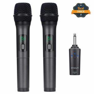 Kithouse K380A Wireless Karaoke Microphone