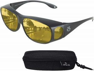 Optix 55 Polarized Night Driving Glasses